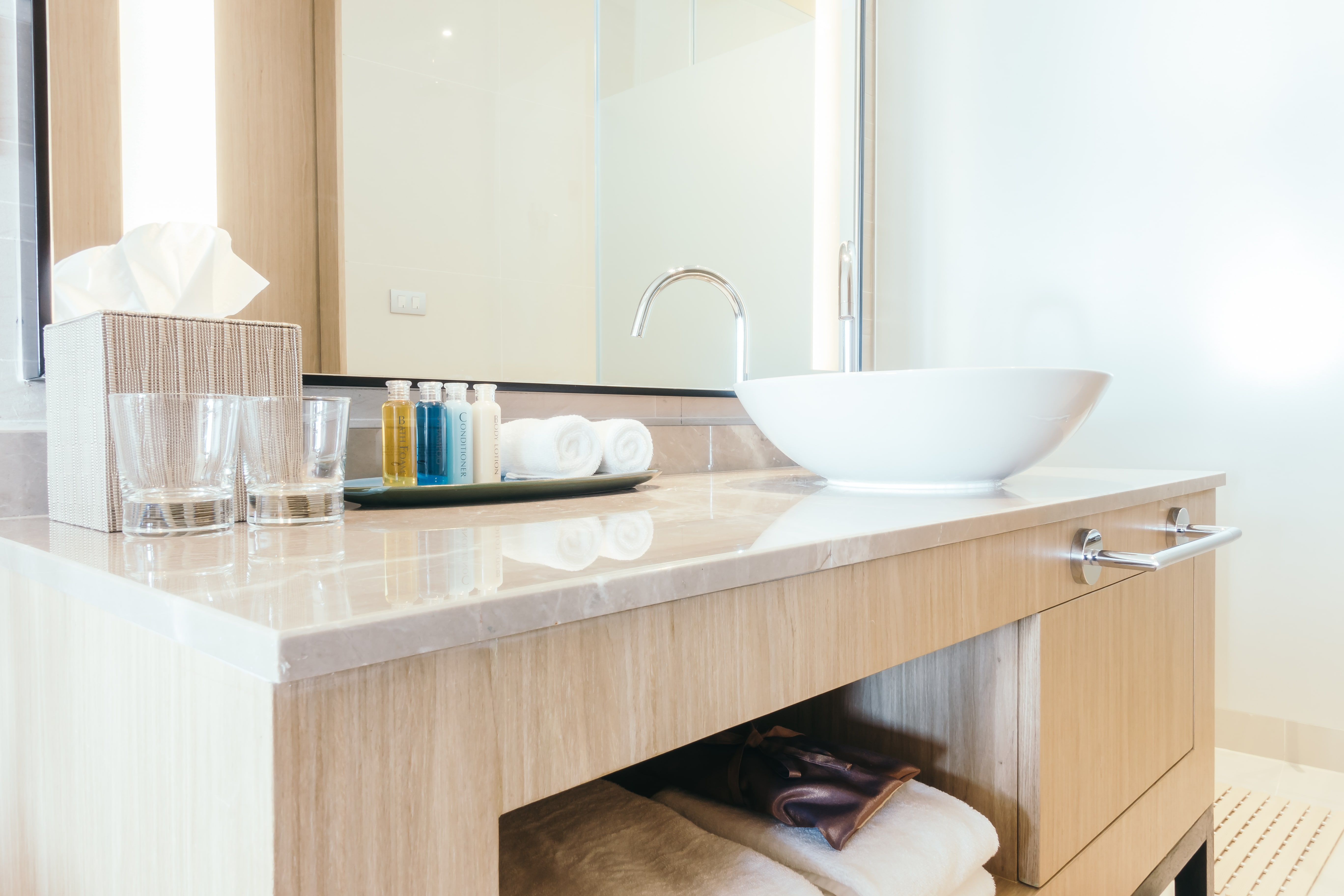 Lavoarul ideal – criterii de alegere pentru baia ta