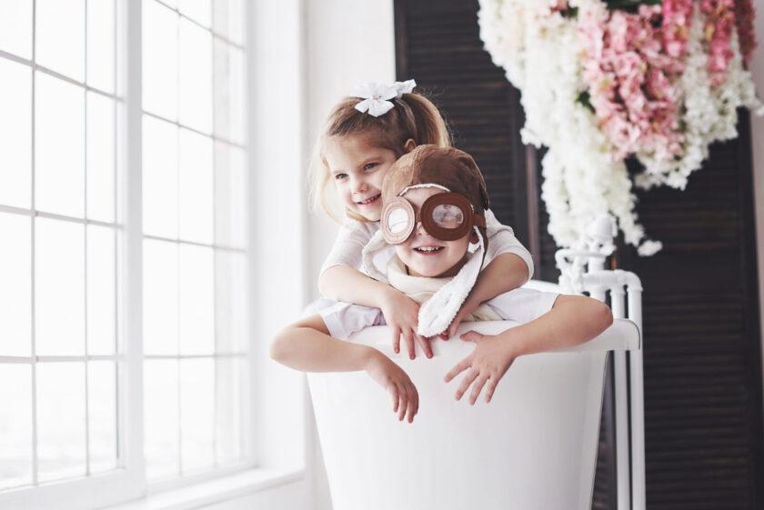 Cum poți amenaja o baie baby friendly